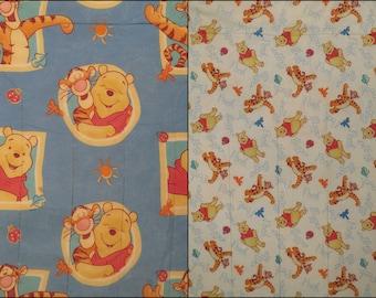 Vintage Winnie the Pooh Twin comforter