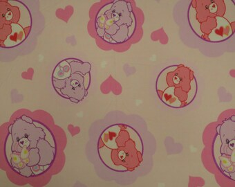 Care Bears Twin flat sheet