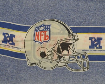 Vintage NFL standard pillowcase