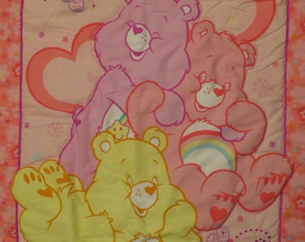 Care Bears Crib comforter