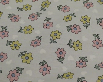 Vintage Precious Moments fabric - 2 or 3 yards
