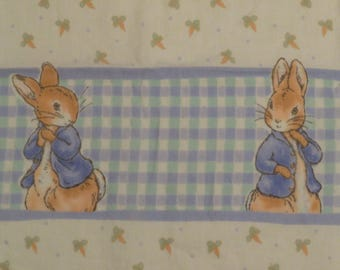 Peter Rabbit Receiving Blanket