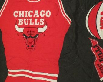 Vintage Chicago Bulls Twin comforter