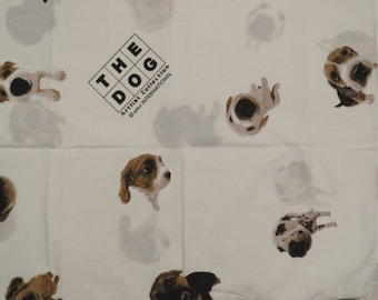 Set of 2 Vintage The Dog pillowcases