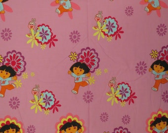 Dora the Explorer Twin Flat sheet