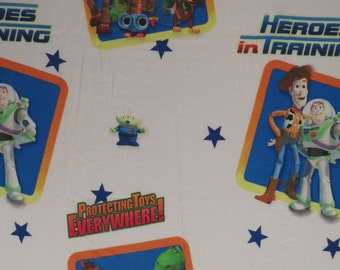 Toy Story Full sized flat sheet