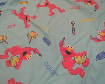 Elmo Crib fitted sheet