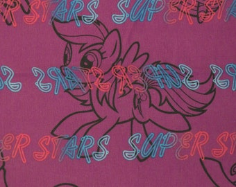 My Little Pony full sized fitted sheet