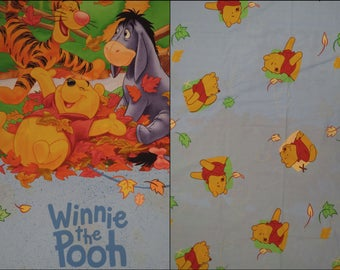 Vintage Winnie the Pooh duvet cover
