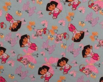 Set of 2 Dora the Explorer Curtain panels