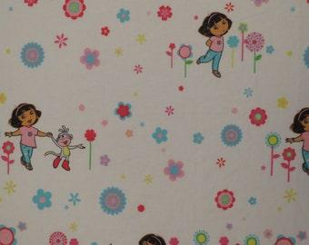 Dora the Explorer Twin Flat sheet
