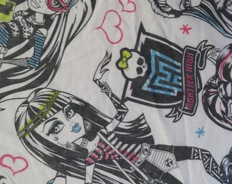 Monster High Twin fitted sheet