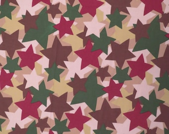 Vintage Stars Twin sheet set -includes flat, fitted, and pillowcase