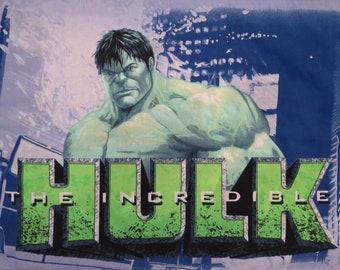 The Incredible Hulk standard pillowcase