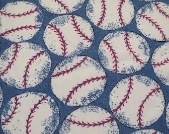 Baseball Full sized flat sheet