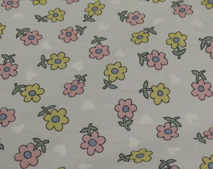 Featured listing image: Vintage Precious Moments fabric - 2 or 3 yards