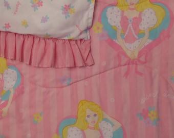 Vintage Barbie Full sized comforter