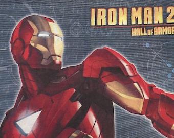 Iron Man standard pillowcase