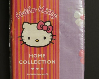 Vintage Hello Kitty valance -new in package