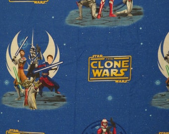 Star Wars Full sized flat and fitted sheets