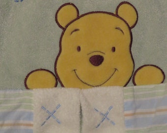 Winnie the Pooh diaper stacker