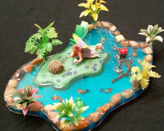 Large Fairy Island Pond