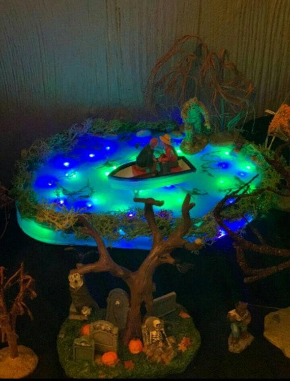 Sara's Custom Hauntingly Halloween Pond