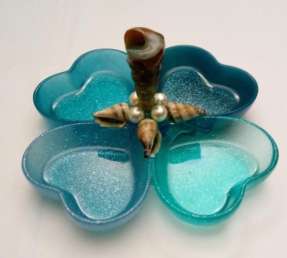 Seashell Snack Tray