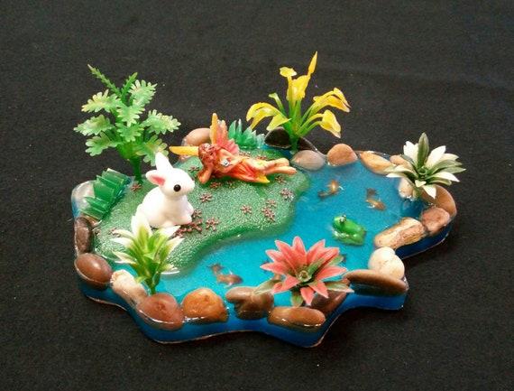 Fairy Island Pond