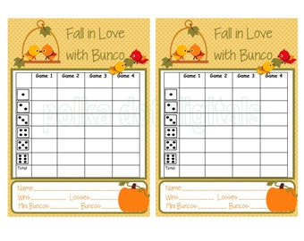 Nifty image regarding bunco tally sheets printable