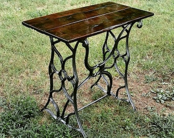 Singer Sewing Table Etsy