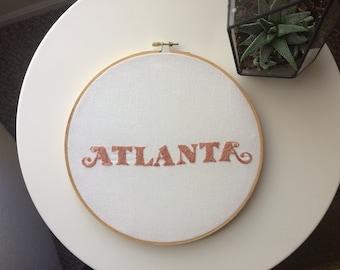 """Atlanta 9"""""""