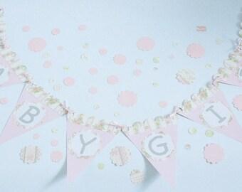 Baby Girl Banner