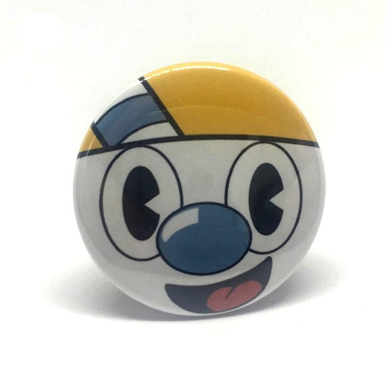 CUPHEAD - Cute Mugman Character Pin 1 5