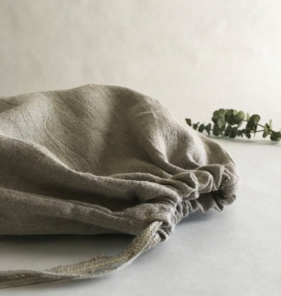 linen bread/project bags