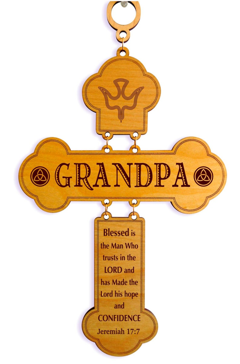 Grandpa Christmas Gift  Gifts for Grandfather  Personalized image 1