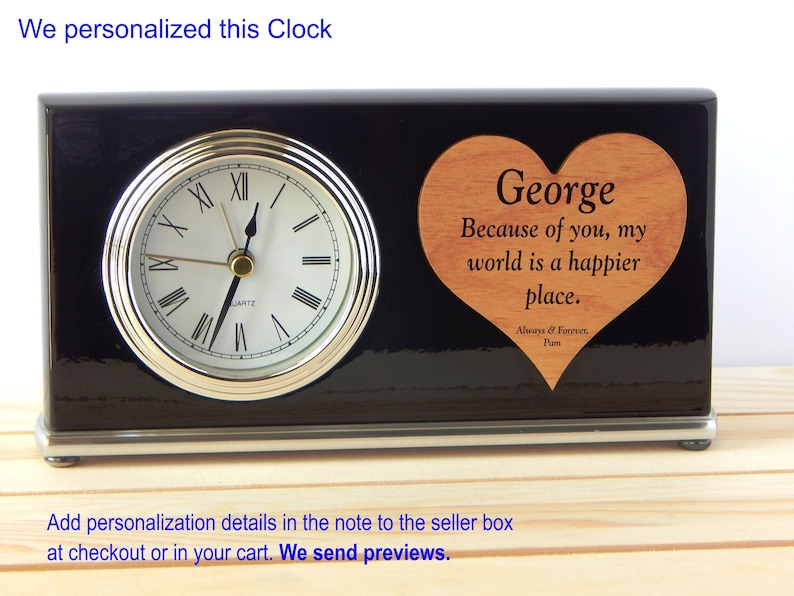 Boyfriend Gift  Gifts for Husband from Wife  Personalized image 0