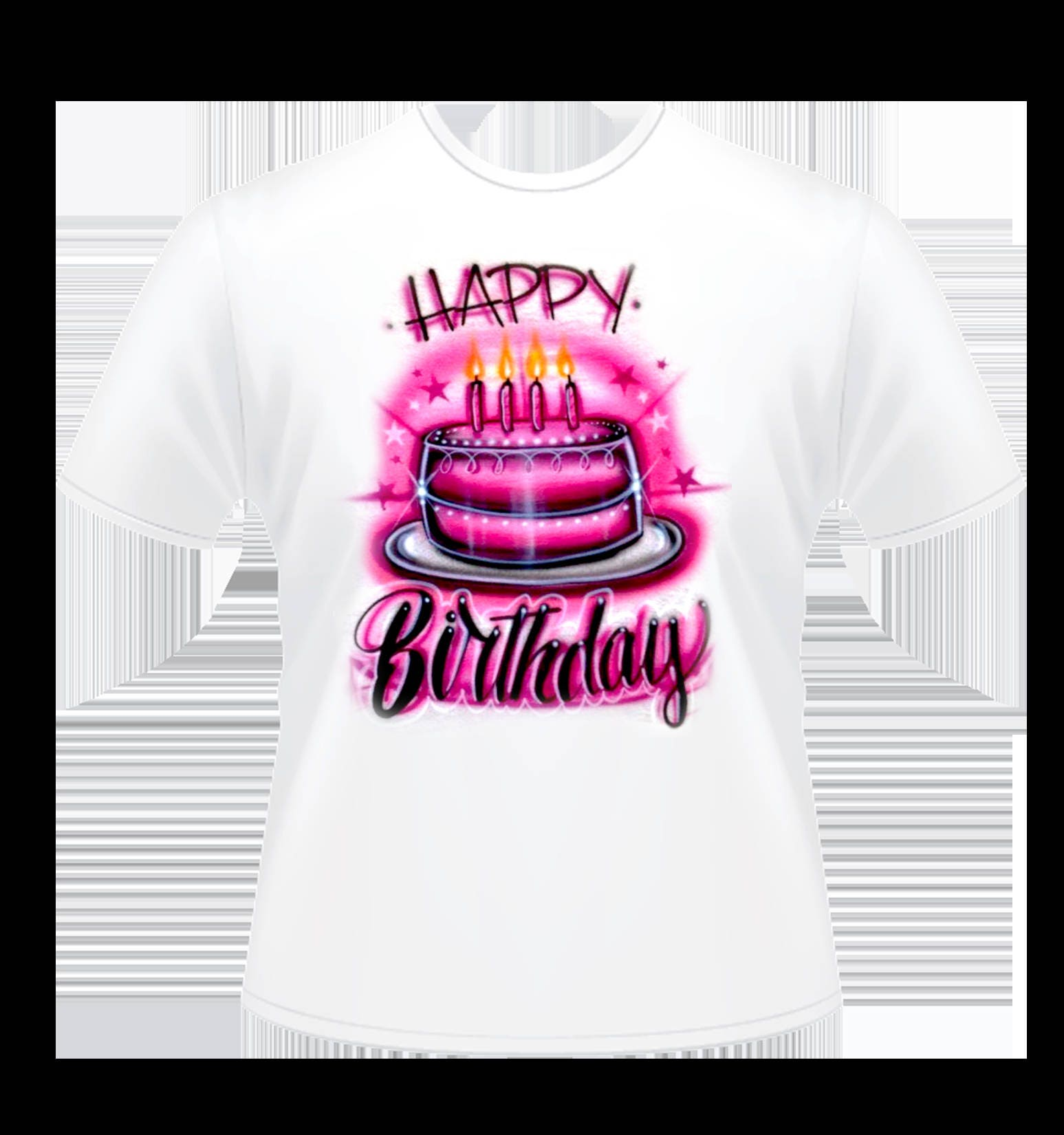 Customized Birthday T Shirts