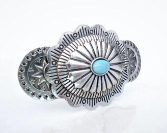29c65b9997 Tribal hair clip | Etsy