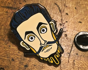 Salvador Dali Pin