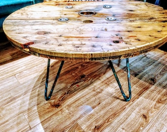%name Hairpin Coffee Table World Market