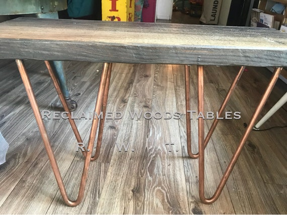 Entry Bench Coffee Table End Table Sofa Table Console Etsy