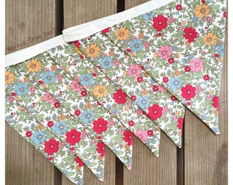 Rose & Hubble Fabric Bunting