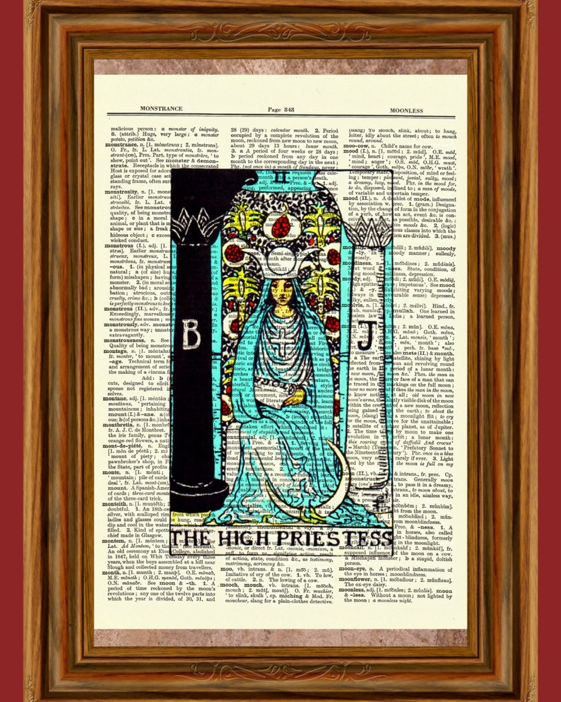Top Five High Priestess Love - Circus