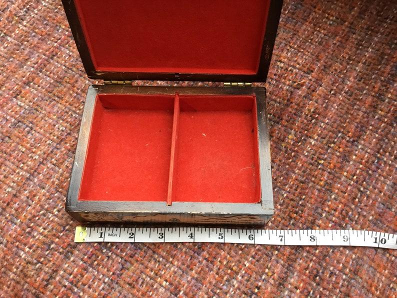 Wooten jewelry box
