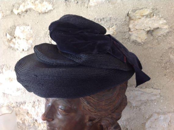 Parisian vintage hats x 3  f50454e7f97