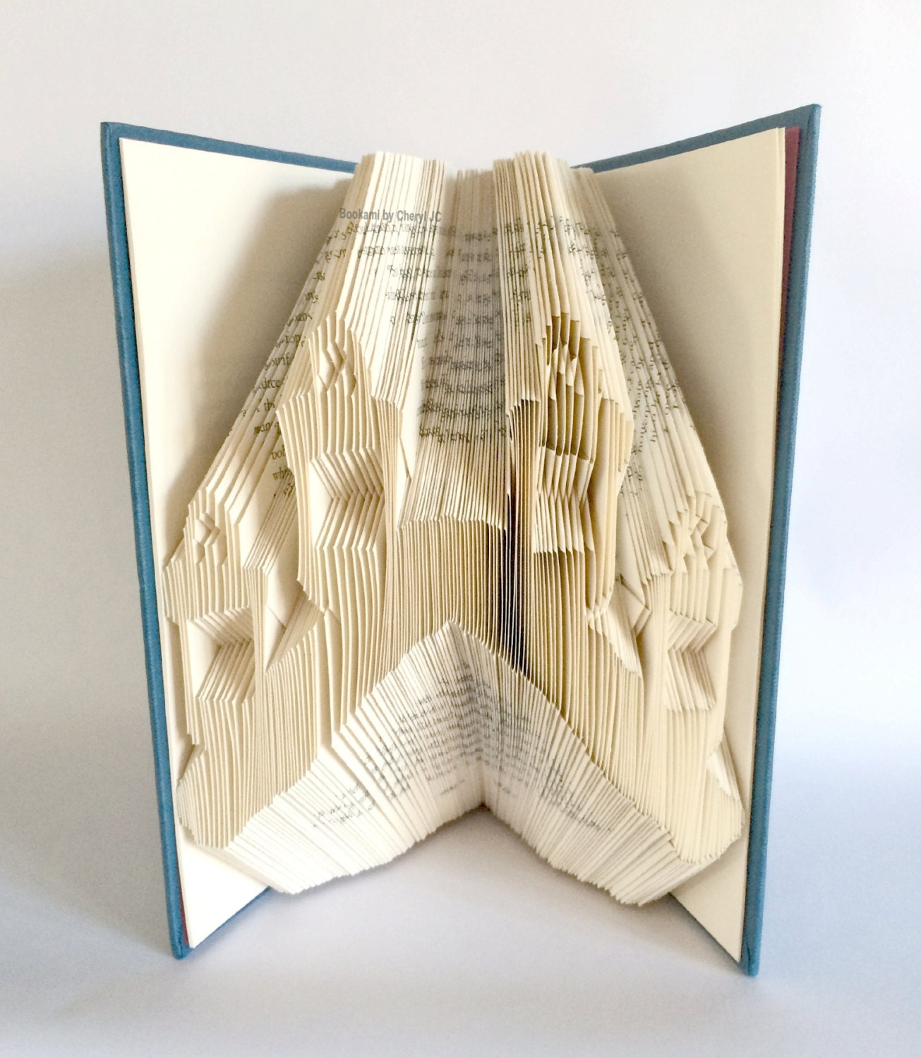 Free Book Folding Patterns New Design
