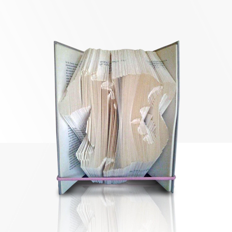 Free Book Folding Patterns Custom Decorating Ideas