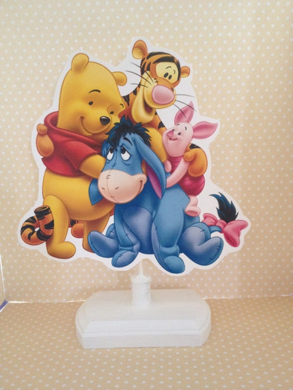 Winnie The Pooh Eyeore Piglet And Tigger Party Or Baby