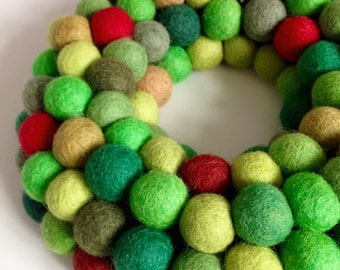 christmas table decor christmas wreath table centerpiece mantel decor - Green Christmas Table Decorations